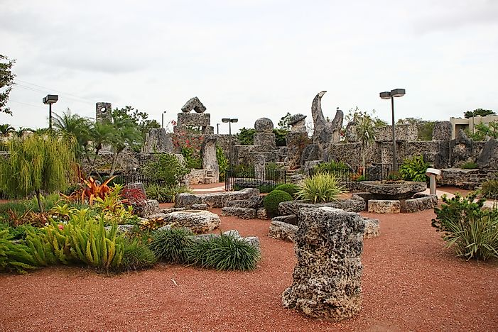 Coral Castle - Unique Places in the World