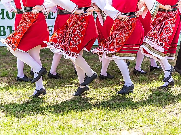 The Culture Of Bulgaria