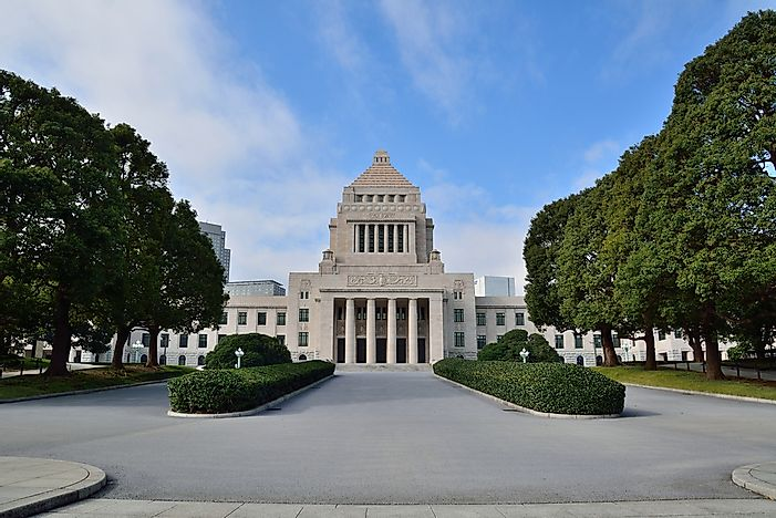 #4 National Diet Building