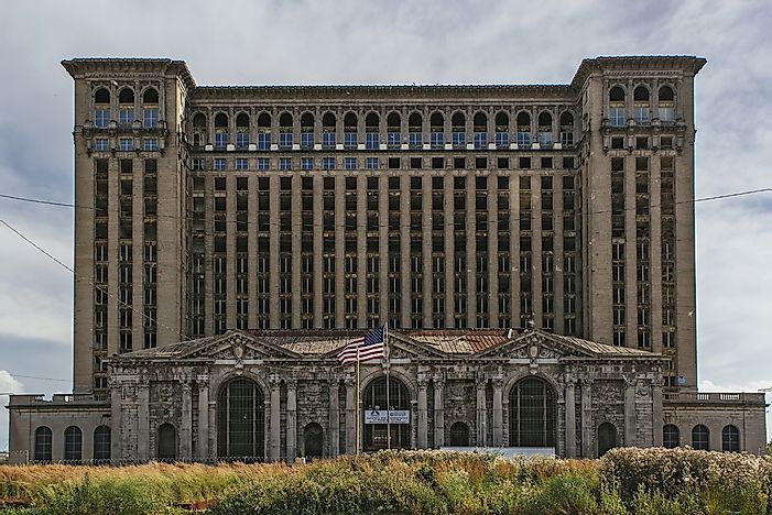 #3 Michigan Central Station - United States