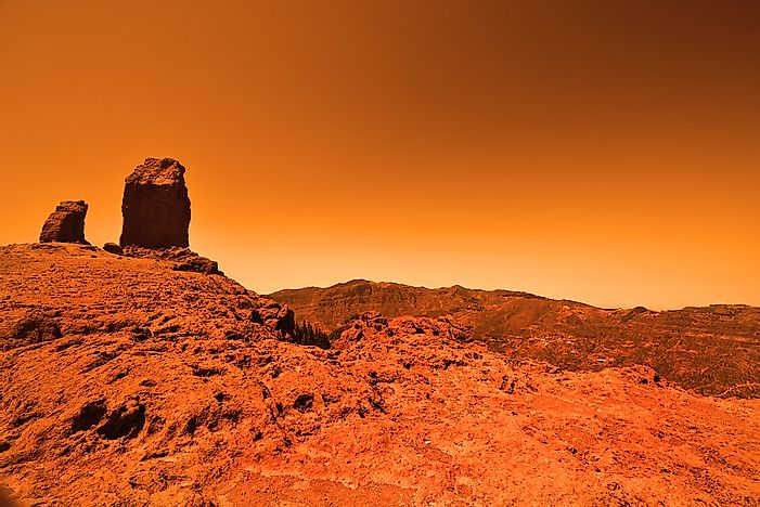What Would the Terraforming of Mars Look Like?