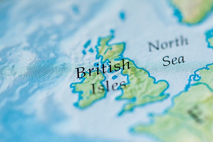 What And Where Are The British Isles?
