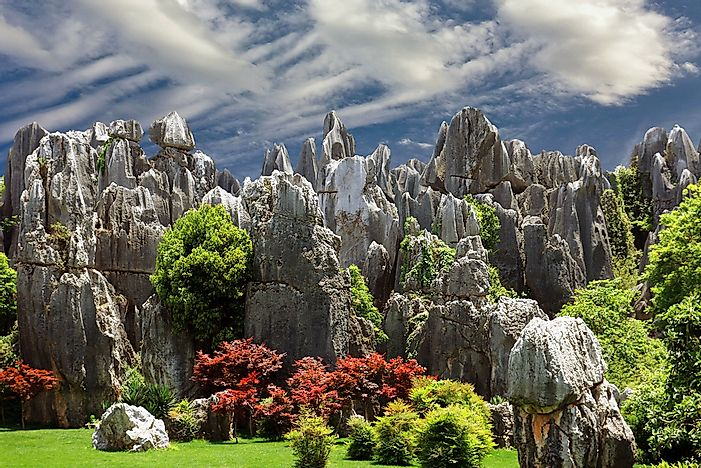 #3 Stone Forest Of Yunnan