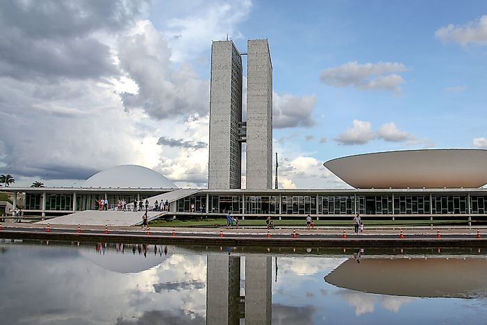 What Type of Government Does Brazil Have?