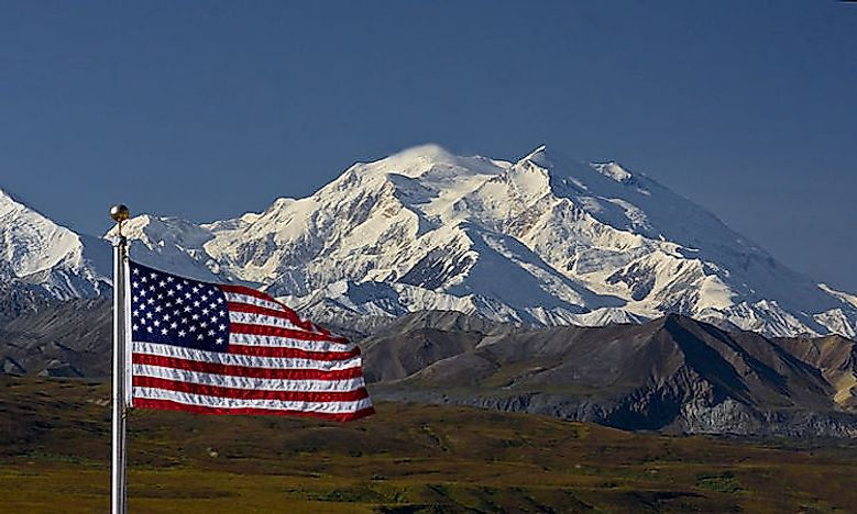 Which Are The Highest Points In The United States?