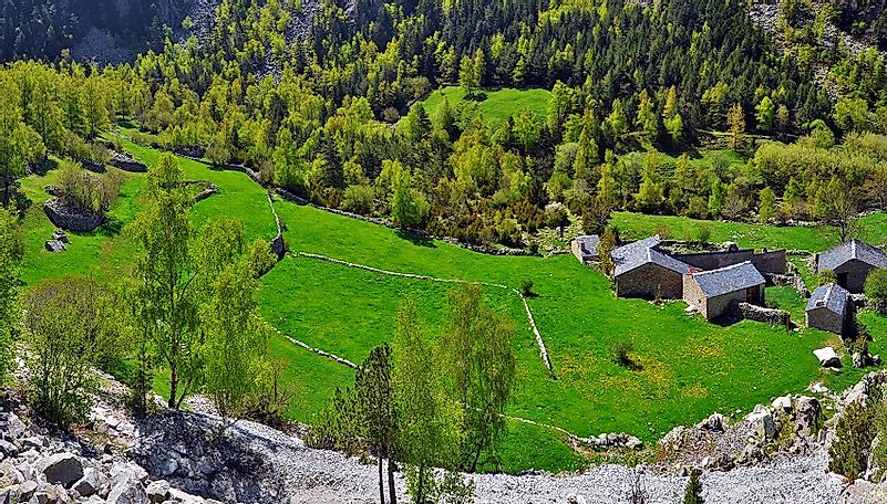 Madriu-Perafita-Claror Valley - UNESCO World Heritage Site In Andorra