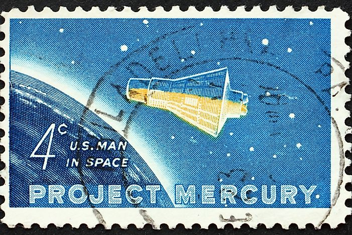 What Was Project Mercury And Who Were The Mercury Seven?