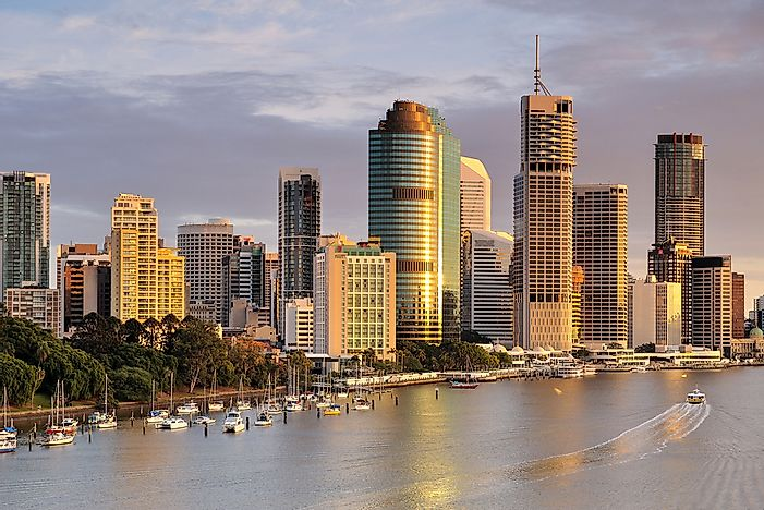 What Is the Capital of Queensland?