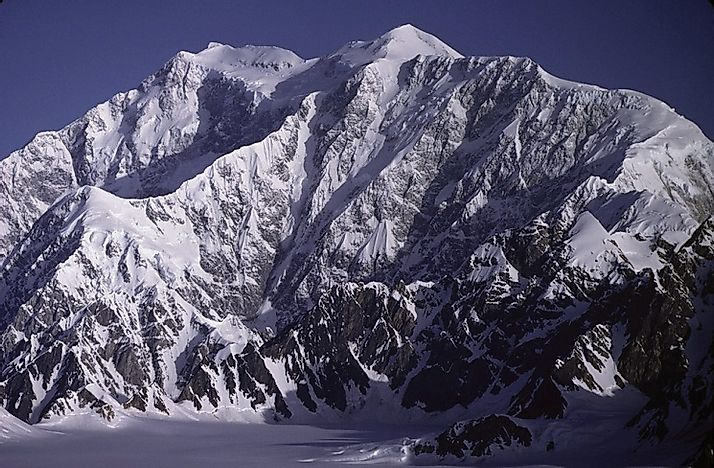 Where Does Mount Logan Rise?