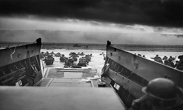 #3 What Is The Historical Significance Of The Omaha Beach? -