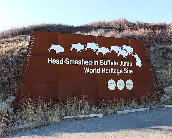 Head-Smashed-In Buffalo Jump: Canada's UNESCO World Heritage Site