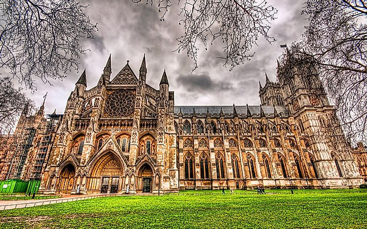 #3 Westminster Abbey