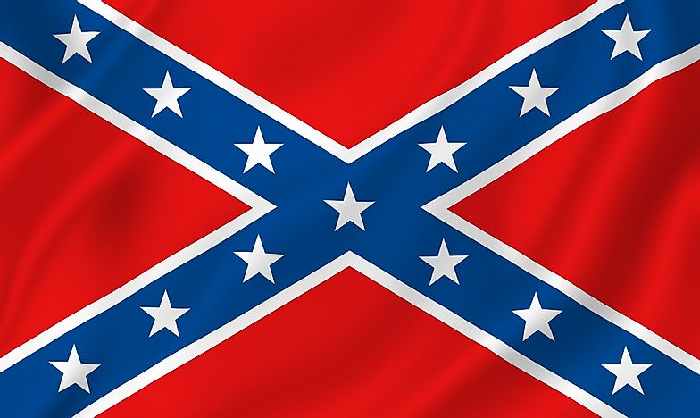 What is the Confederate Flag?