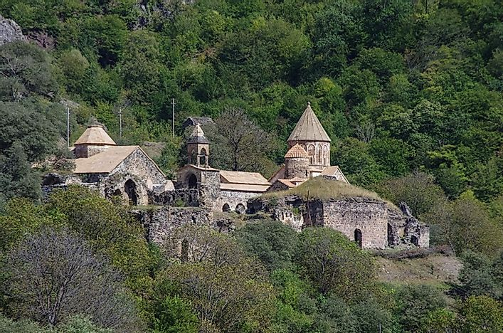 What And Where Is Nagorno-Karabakh?
