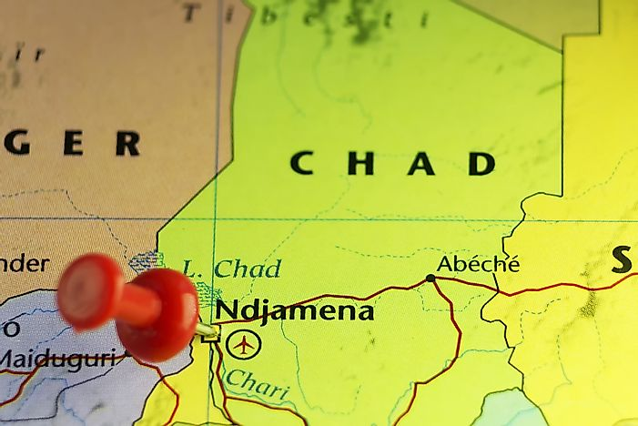 What Is The Capital Of Chad?