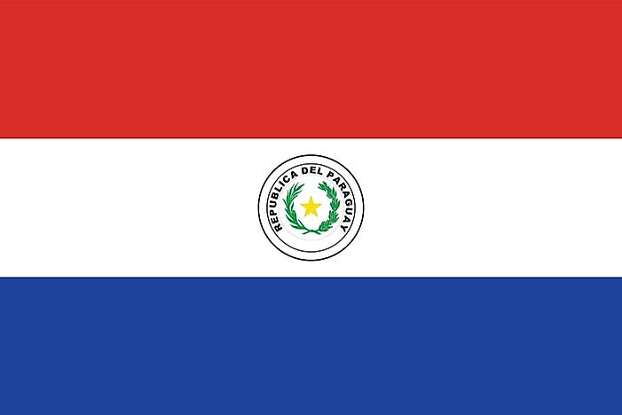 What Do The Colors And Symbols Of The Flag Of Paraguay Mean