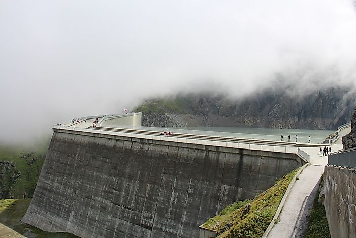 The World's Tallest Dams