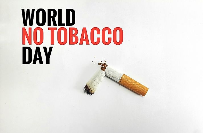 What and When Is World No Tobacco Day?