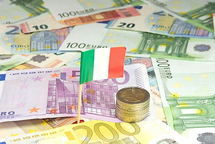 What is the Currency of Italy? - WorldAtlas com