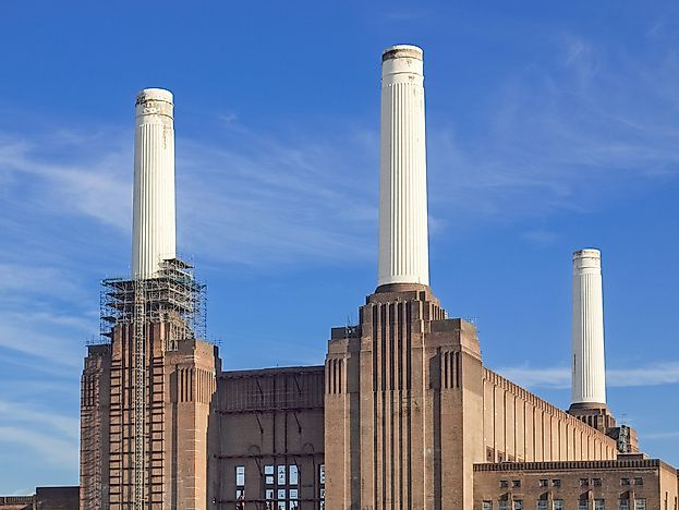 #9 Battersea Power Sation - England