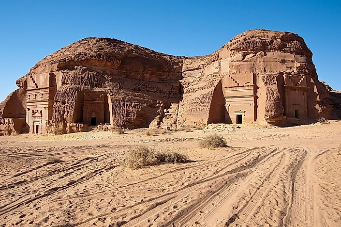 Al-Hijr (Mada'in Saleh): Historical Places Of Saudi Arabia ...