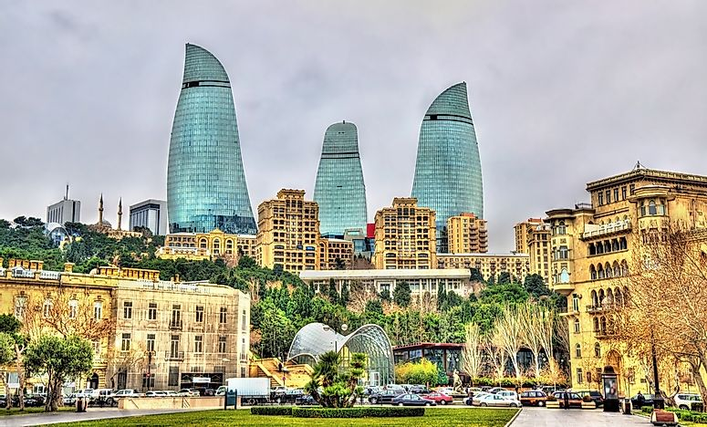 What Is the Capital City of Azerbaijan?