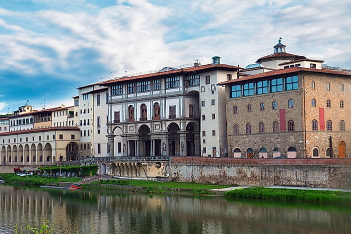 History of the Uffizi Museum