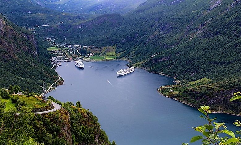 #5 What Is A Fjord? -