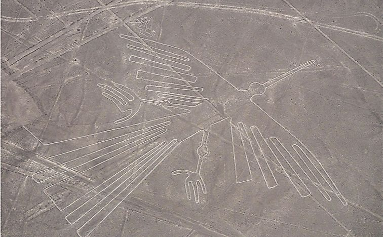 #8 The Mysterious Nazca Lines Can Be Seen In Peru