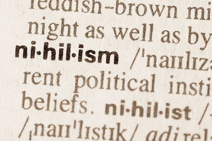 What is Nihilism?