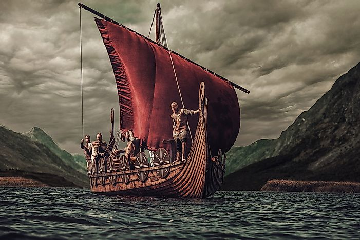 The Vikings: Who Were They and Where Did They Come From?