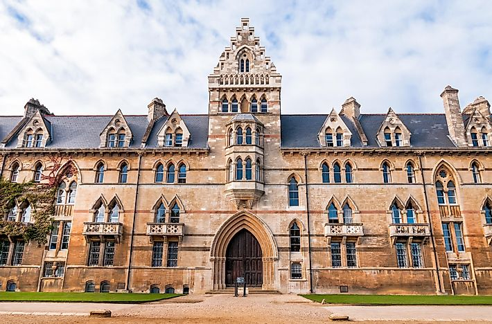Oxford University - Educational Institutions around the World
