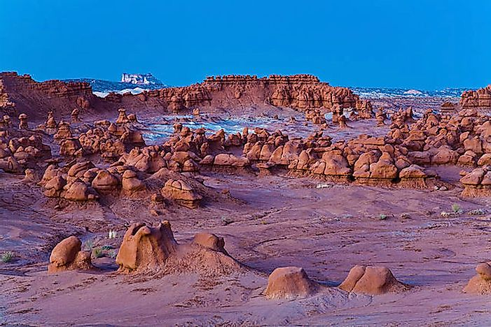 Goblin Valley State Park - Unique Places Around the World