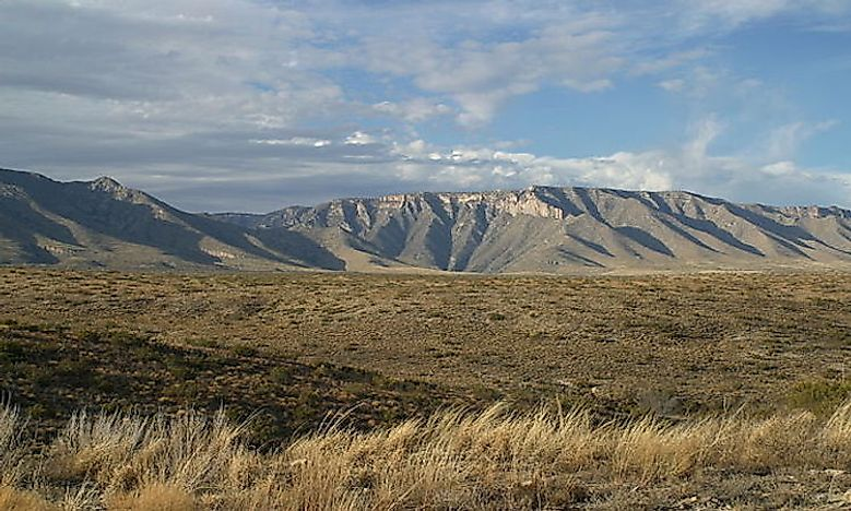 #3 Guadalupe Mountains National Park -