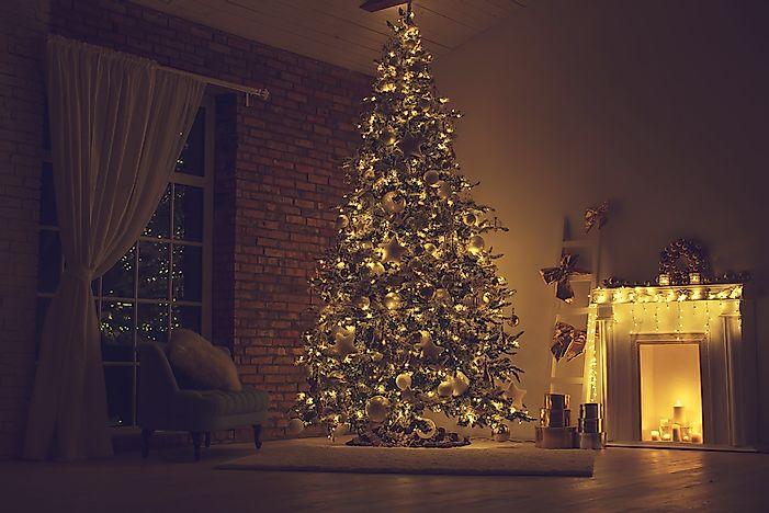 Christmas Holidays Pictures.Christmas Holidays Around The World Worldatlas Com