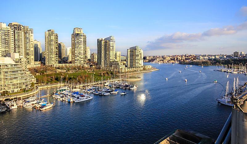 the 10 biggest cities in british columbia worldatlas com rh worldatlas com
