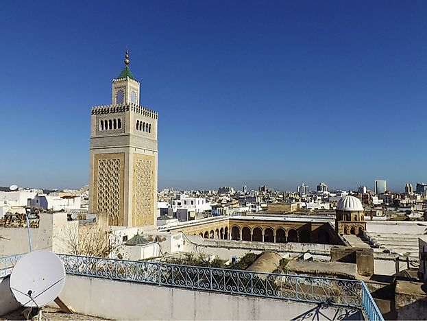 What Is the Capital of Tunisia?