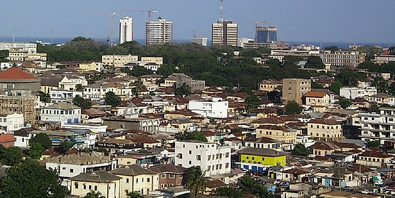 Biggest Cities In Ghana
