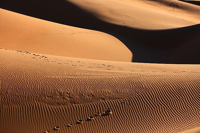 The Deserts Of Asia
