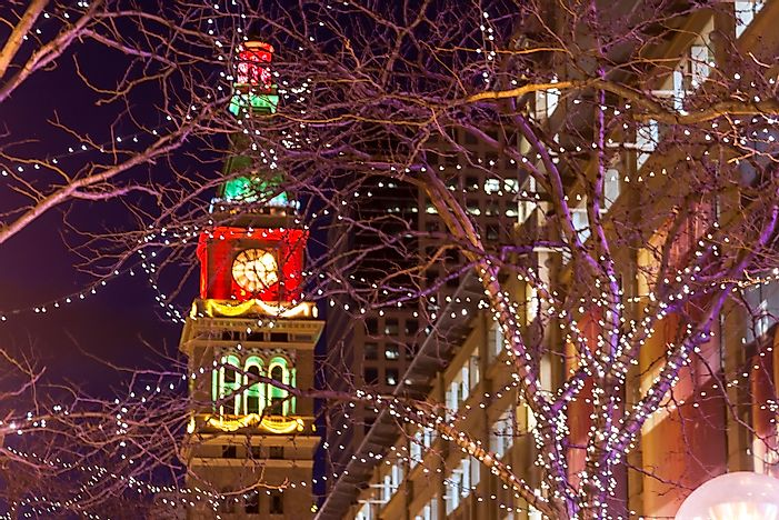 #8 Daniels and Fisher Tower - Denver, Colorado