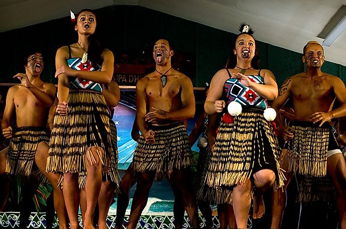 What Is Maori Culture: Cultures Of The World