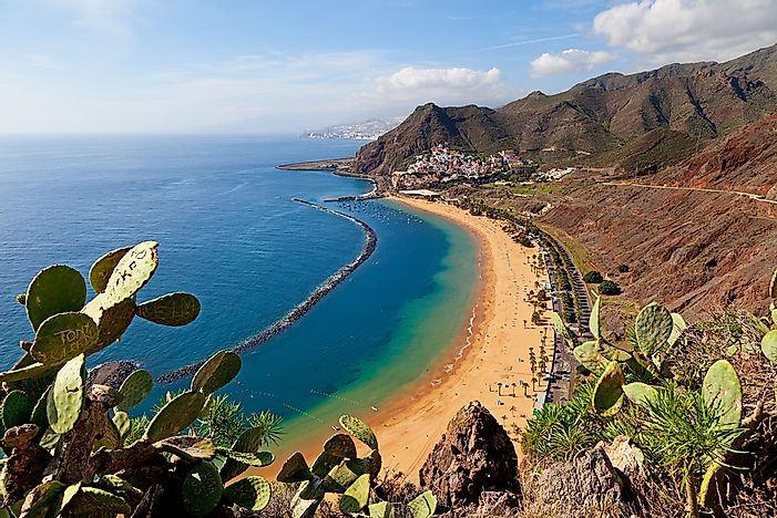 Image result for The Canary Islands