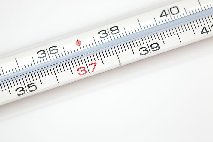 What is Normal Body Temperature For Humans?