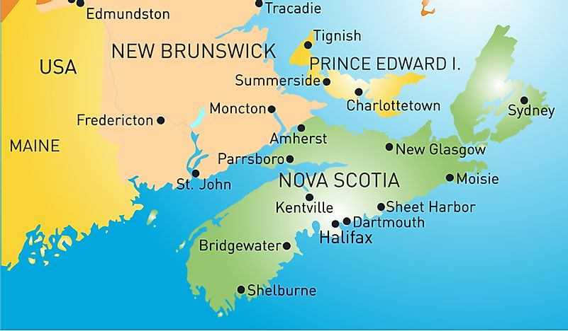 Where Is The Isthmus Of Chignecto?