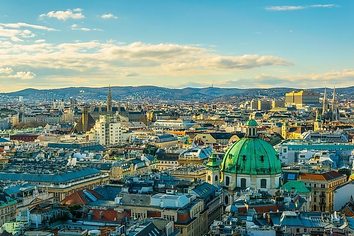 What Is The Capital Of Austria?