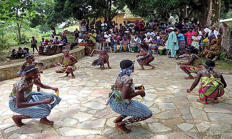 Ethnic Groups And Tribes In Ghana
