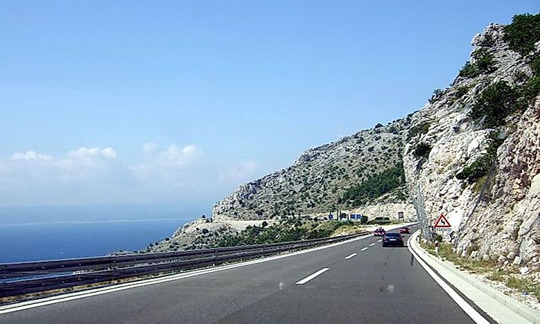 #7 Coastal Roads, Croatia -