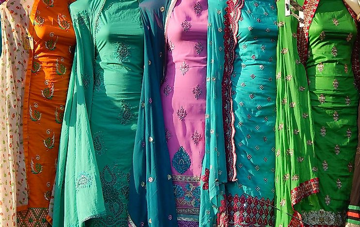 #9 Salwar Kameez And Churidar