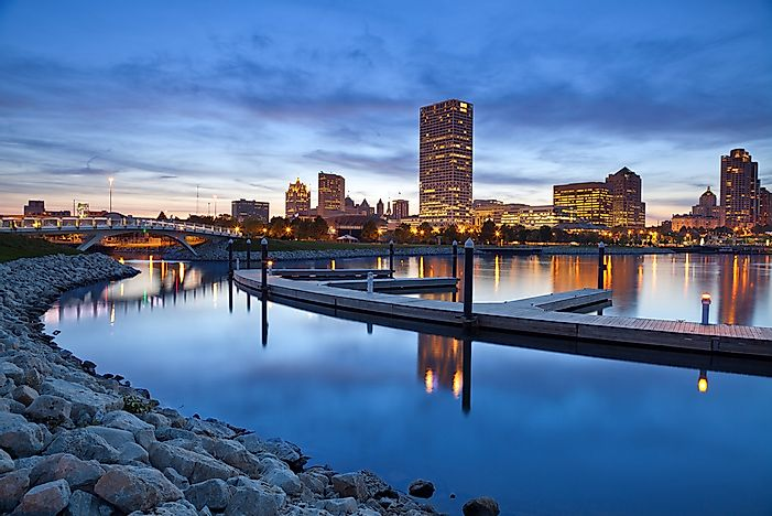 The Tallest Buildings in Milwaukee