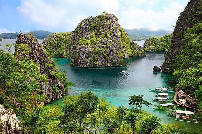 How Many Islands Are There in the Philippines? - WorldAtlas com